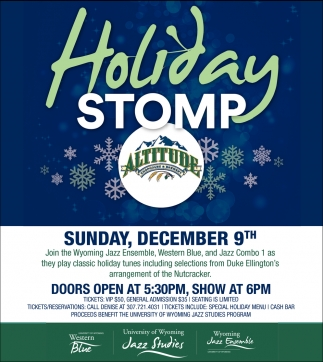 Holiday Stomp