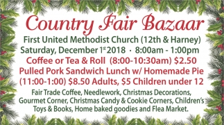 Country Fair Bazaar