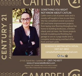 Something you Might not Know About Caitlin