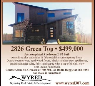 2826 Green Top