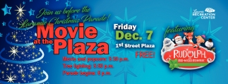 Movie at the Plaza