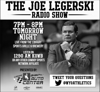 The Joe Legerski Radio Show