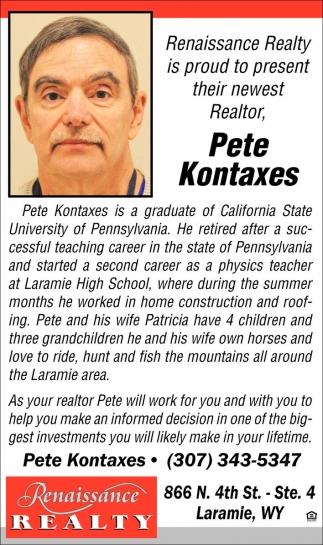 Pete Kontaxes