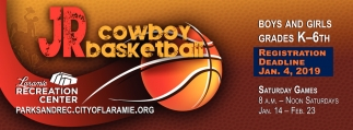 JR Cowboy Basketball