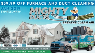 Furnace and Duct Cleaning