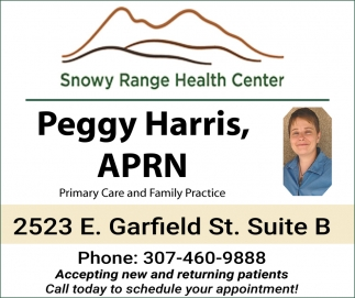 Peggy Harris, APRN