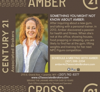 Something you Might not Know about Amber