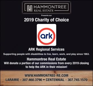 2019 Charity of Choice