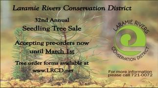 Seedling Tree Sale