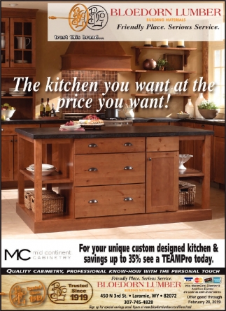 The Kitchen You Want