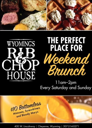The Perfect Place for Weekend Brunch