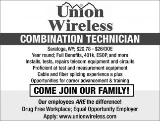 Combination Technician
