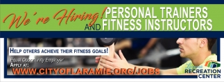 Personal Trianers & Fitness Instructors