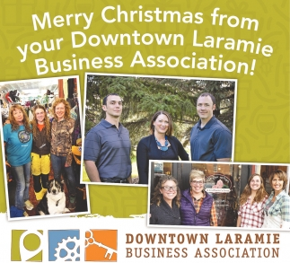 Merry Christmas from your Downtown Laramie Business Association