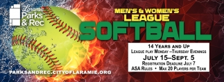 Men's & Women's League