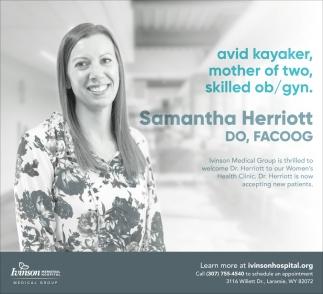 Samantha Herriott