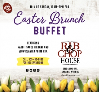 Easter Burnch Buffet