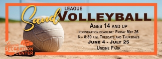 Sand League VolleyBall