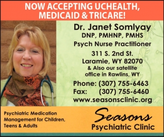 Now Accepting Uchealth, Medicaid & Tricare