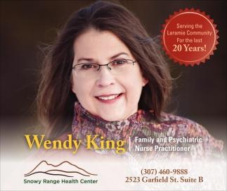 Wendy King