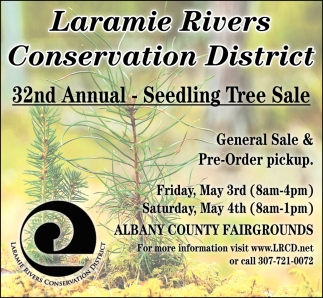 Seedling Tree Sale