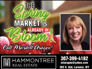 The Spring Market is Already in Bloom!