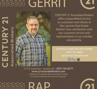 Century 21 Associated Brokers
