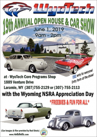 19th Annual Open House & Car Show