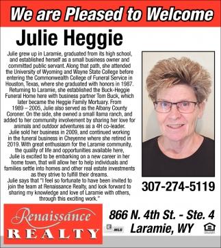 Julie Heggie