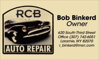 Bob Binkerd