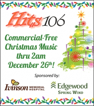 Commercial-Free Christmas Music