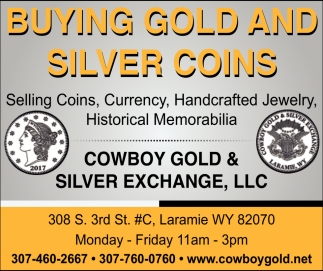 Buying Gold and Silver Coins