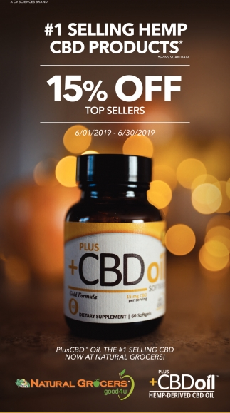 #1 Selling Hemp CBD Products