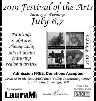 2019 Festival of the Arts
