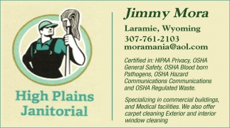 High Plains Janitorial