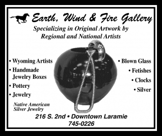 Wyoming Artists