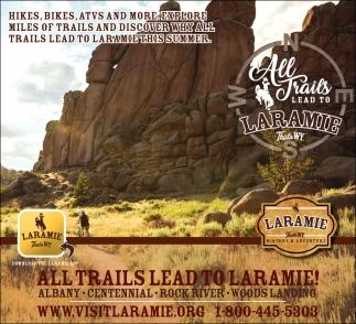 All Trails Lead to Laramie
