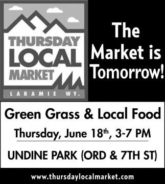 The Market is Tomorrow
