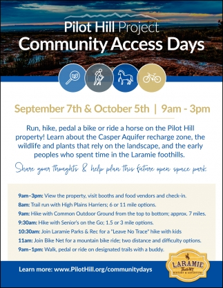 Community Access Days