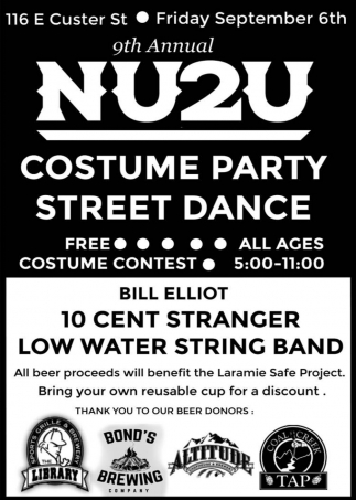 Costume Party Street Dance