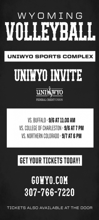 Wyoming Volleyball