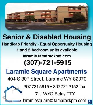 Senior & Disabled Housing