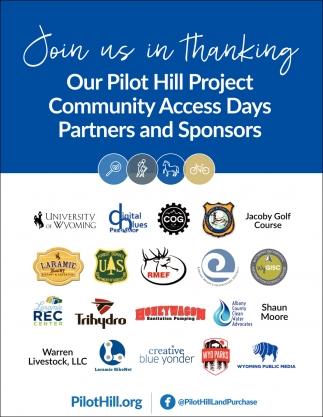 Community Access Days