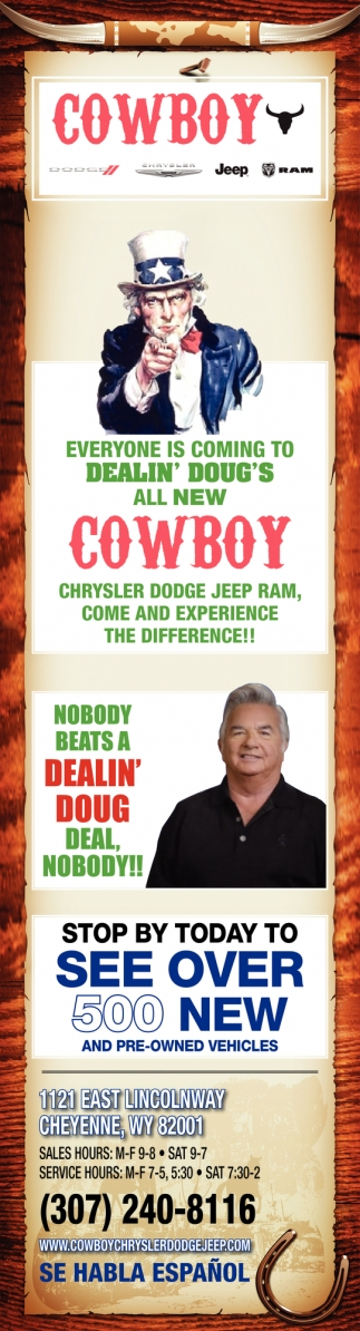 Dealin' Doug's All New