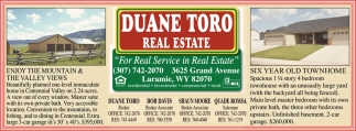 For Real Service in Real Estate