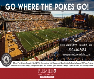 Go Where the Pokes Go!