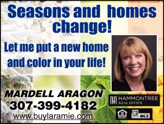 Season and Homes Change