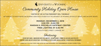 Community Holiday Open House