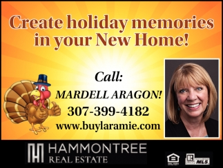 Create Holiday Memories in Your New Home!