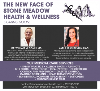 Our Medical Care Services